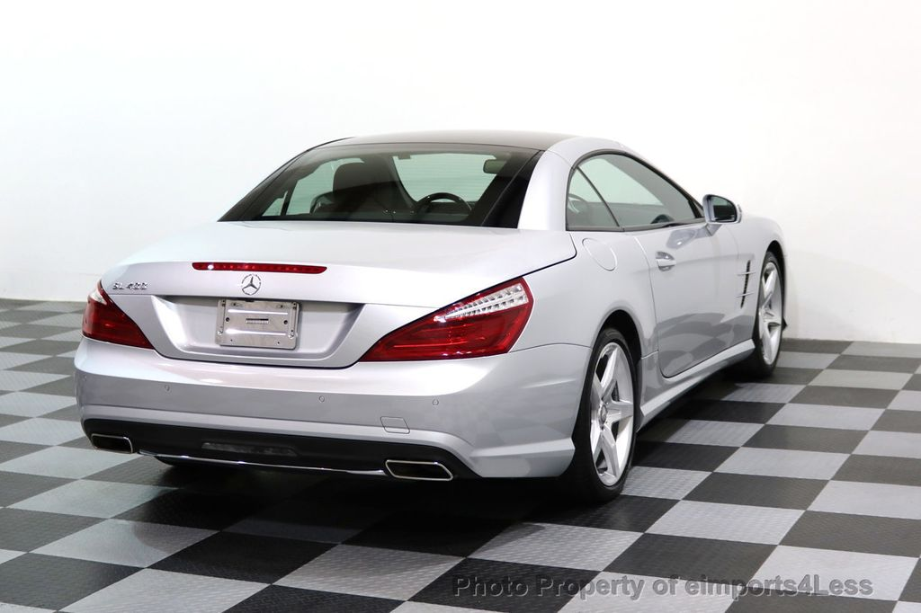 2015 Mercedes-Benz SL-Class CERTIFIED SL400 AMG Sport Package DISTRONIC - 17305830 - 3
