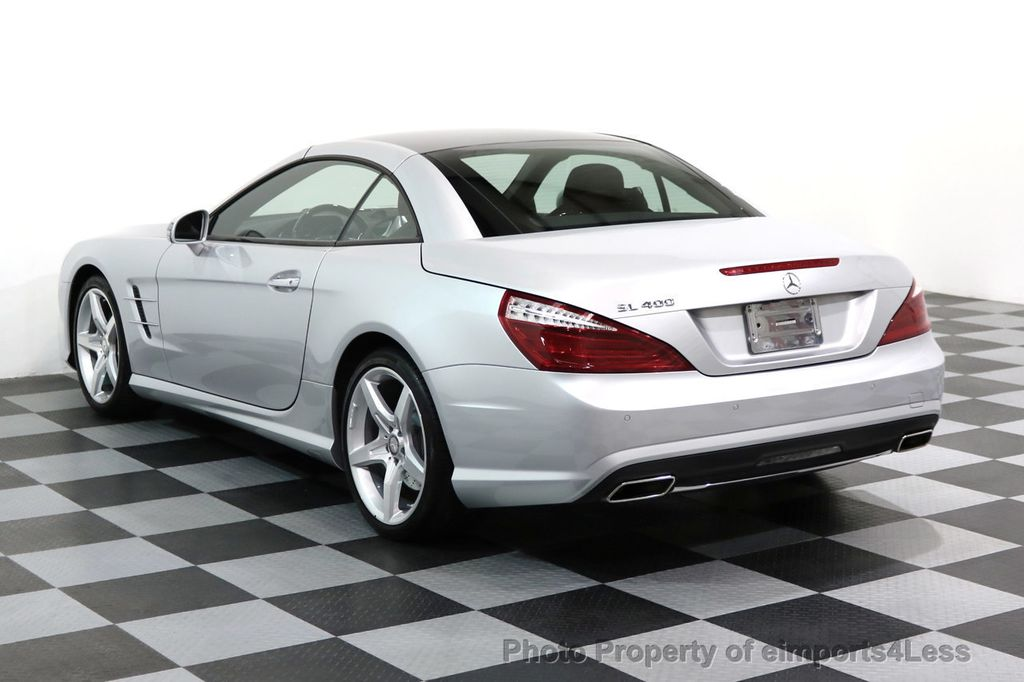 2015 Mercedes-Benz SL-Class CERTIFIED SL400 AMG Sport Package DISTRONIC - 17305830 - 40