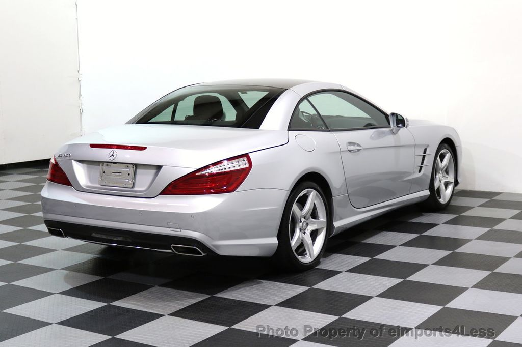 2015 Mercedes-Benz SL-Class CERTIFIED SL400 AMG Sport Package DISTRONIC - 17305830 - 41