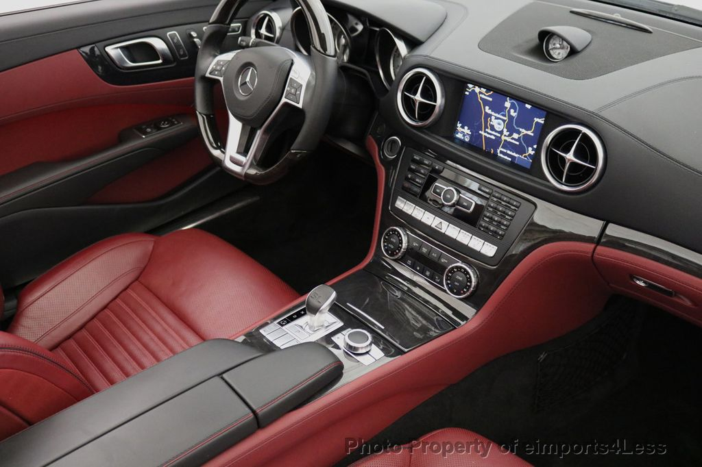 2015 Mercedes-Benz SL-Class CERTIFIED SL400 AMG Sport Package DISTRONIC - 17305830 - 45