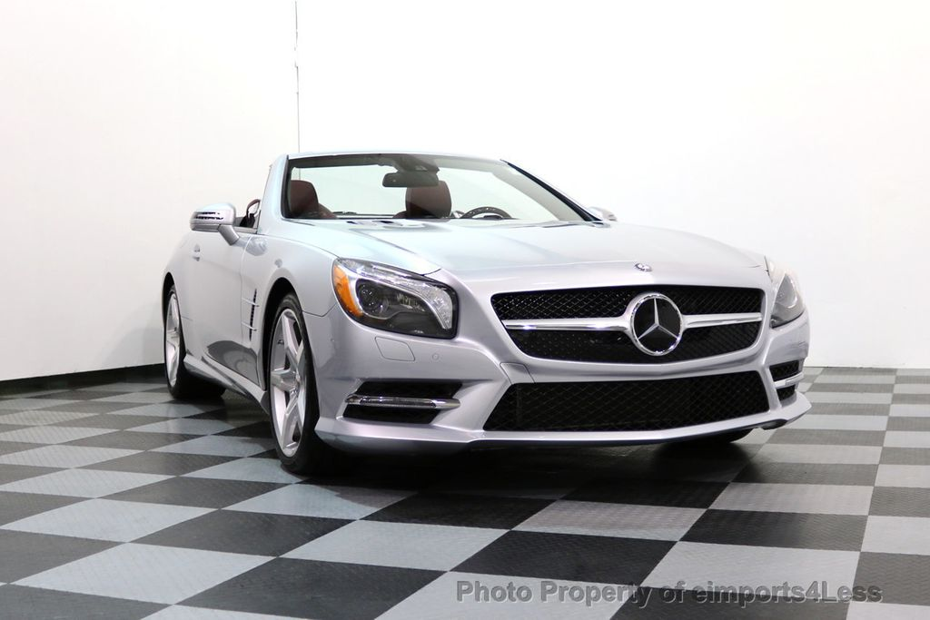2015 Mercedes-Benz SL-Class CERTIFIED SL400 AMG Sport Package DISTRONIC - 17305830 - 51
