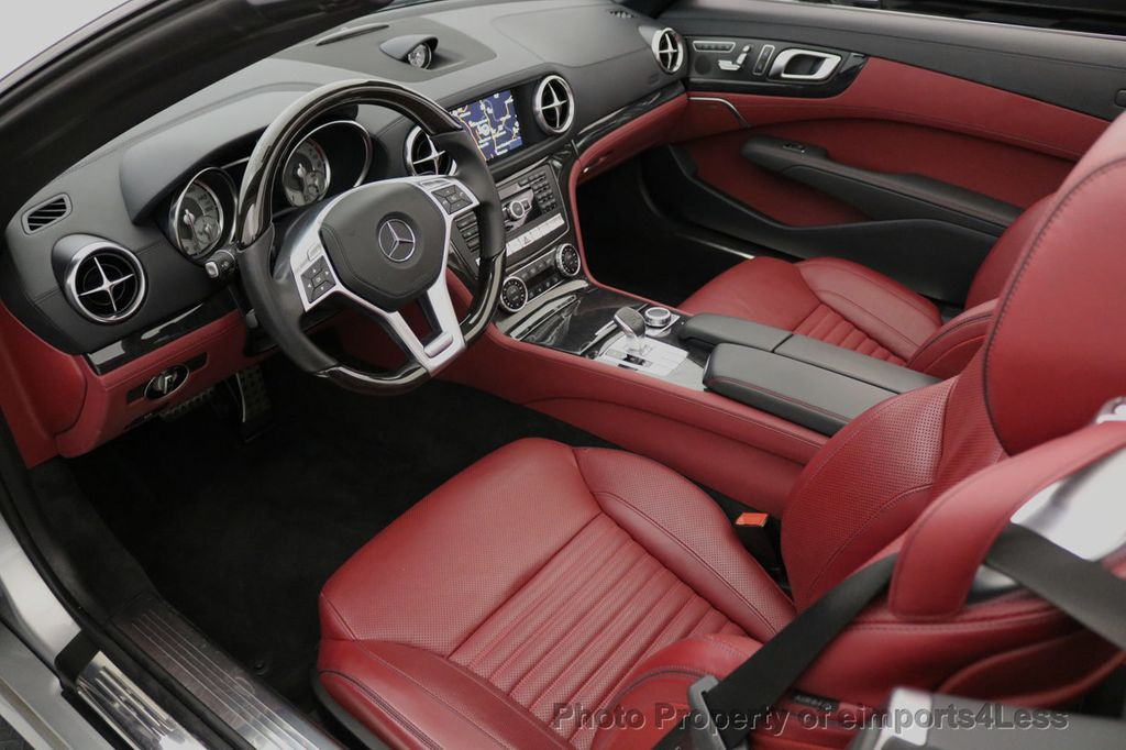 2015 Mercedes-Benz SL-Class CERTIFIED SL400 AMG Sport Package DISTRONIC - 17305830 - 7