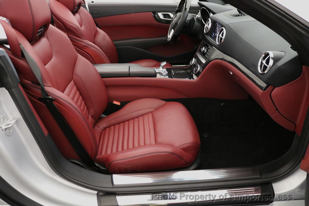 2015 Mercedes-Benz SL-Class CERTIFIED SL400 AMG Sport Package DISTRONIC - 17305830 - 8