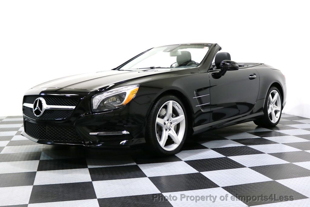 2015 Mercedes-Benz SL-Class CERTIFIED SL400 AMG Sport Package MAGIC SKY CONTROL - 17365430 - 12