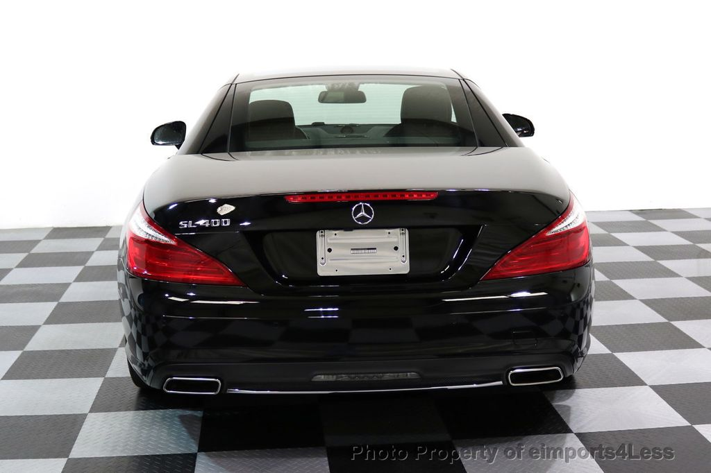2015 Mercedes-Benz SL-Class CERTIFIED SL400 AMG Sport Package MAGIC SKY CONTROL - 17365430 - 15
