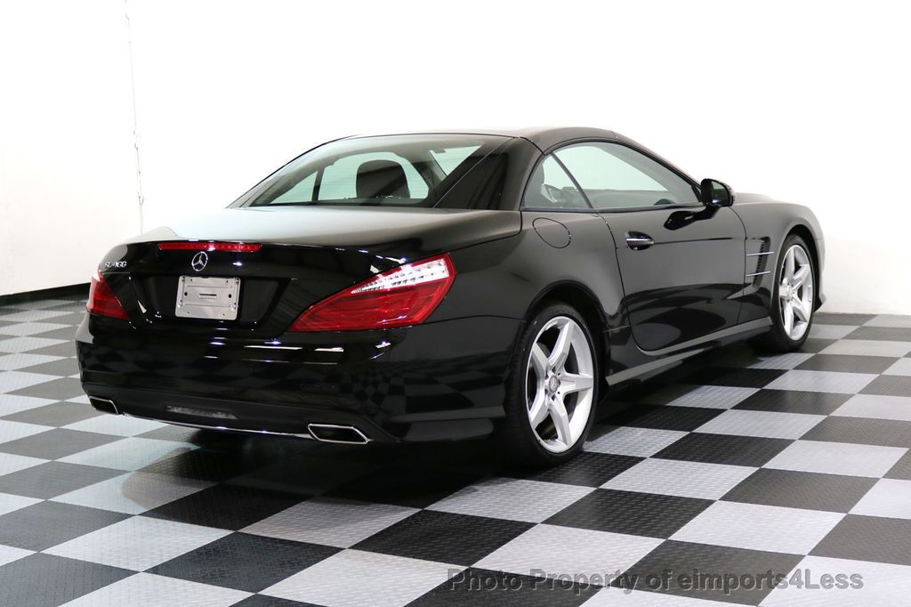 2015 Mercedes-Benz SL-Class CERTIFIED SL400 AMG Sport Package MAGIC SKY CONTROL - 17365430 - 16