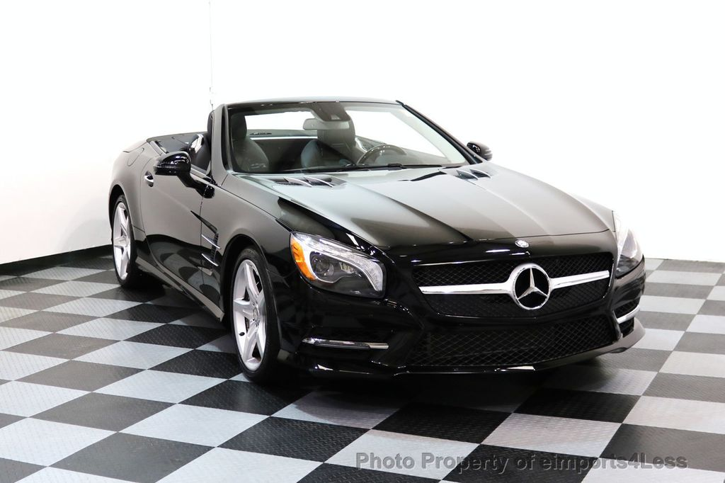 2015 Mercedes-Benz SL-Class CERTIFIED SL400 AMG Sport Package MAGIC SKY CONTROL - 17365430 - 1