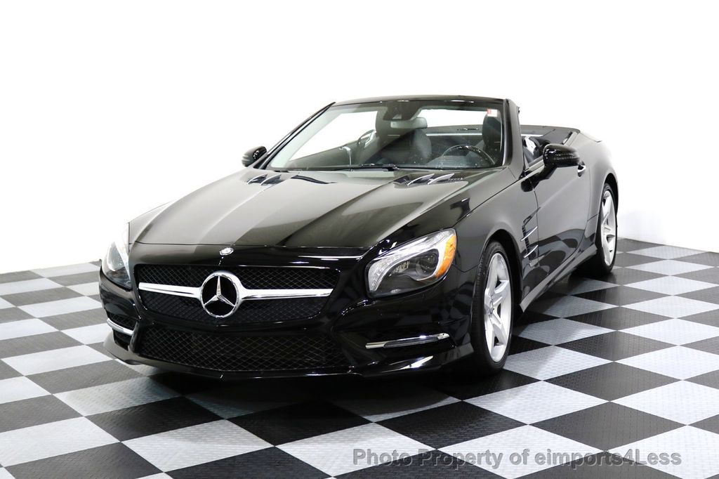 2015 Mercedes-Benz SL-Class CERTIFIED SL400 AMG Sport Package MAGIC SKY CONTROL - 17365430 - 25