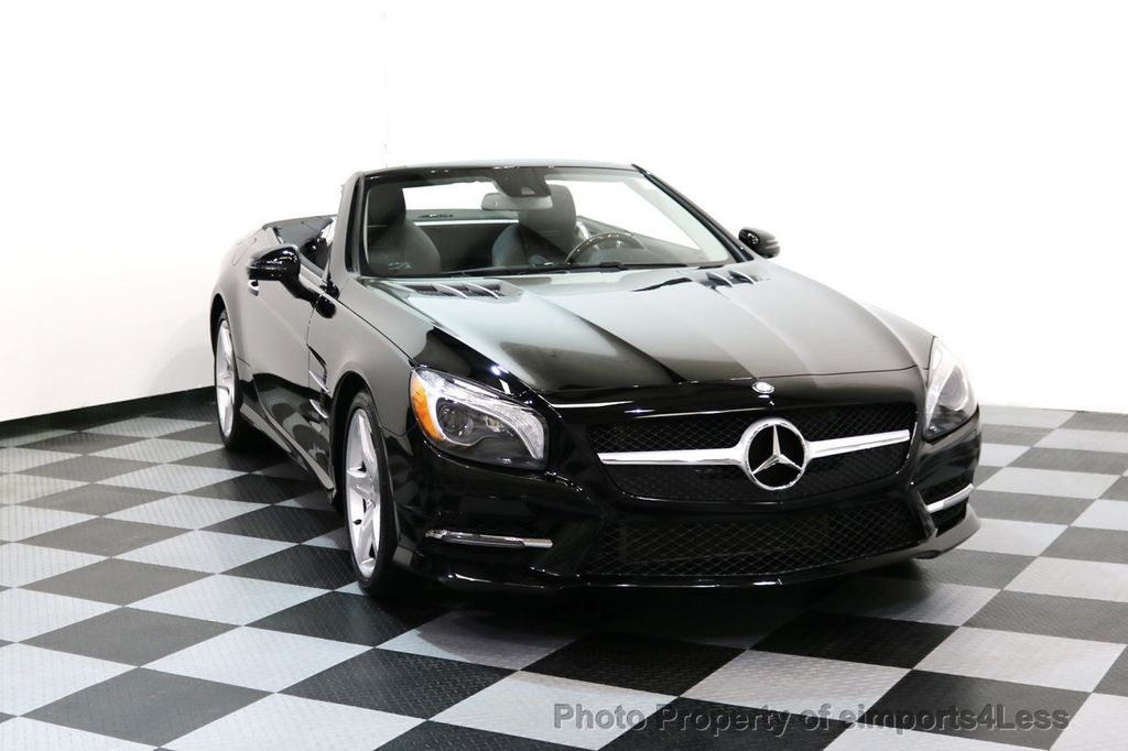 2015 Mercedes-Benz SL-Class CERTIFIED SL400 AMG Sport Package MAGIC SKY CONTROL - 17365430 - 26