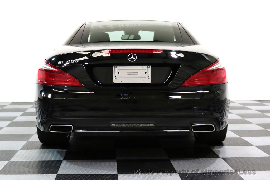2015 Mercedes-Benz SL-Class CERTIFIED SL400 AMG Sport Package MAGIC SKY CONTROL - 17365430 - 28