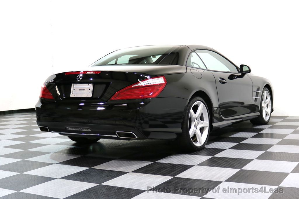 2015 Mercedes-Benz SL-Class CERTIFIED SL400 AMG Sport Package MAGIC SKY CONTROL - 17365430 - 29