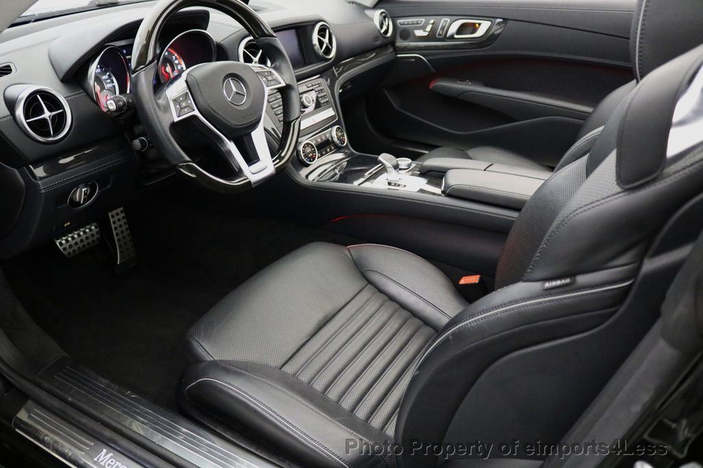 2015 Mercedes-Benz SL-Class CERTIFIED SL400 AMG Sport Package MAGIC SKY CONTROL - 17365430 - 30