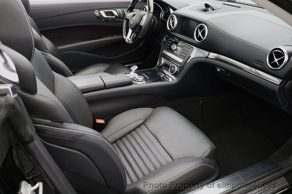 2015 Mercedes-Benz SL-Class CERTIFIED SL400 AMG Sport Package MAGIC SKY CONTROL - 17365430 - 37