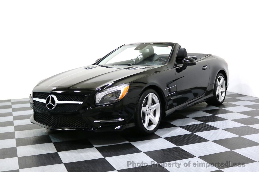 2015 Mercedes-Benz SL-Class CERTIFIED SL400 AMG Sport Package MAGIC SKY CONTROL - 17365430 - 42