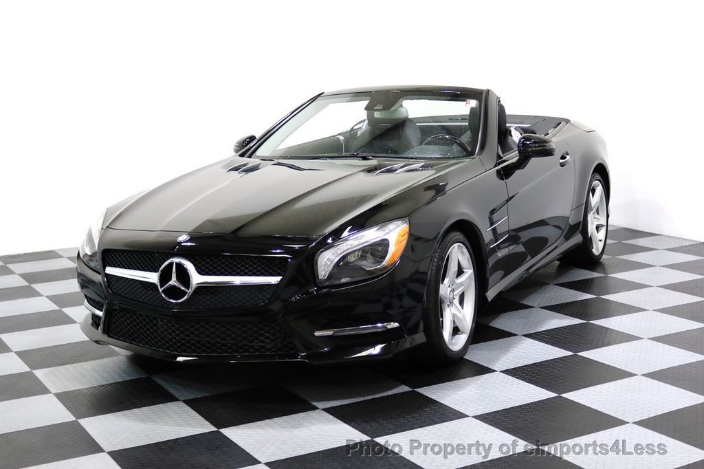 2015 Mercedes-Benz SL-Class CERTIFIED SL400 AMG Sport Package MAGIC SKY CONTROL - 17365430 - 43