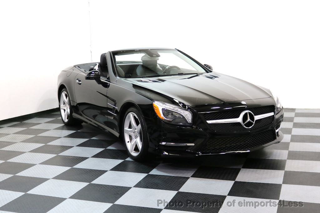 2015 Mercedes-Benz SL-Class CERTIFIED SL400 AMG Sport Package MAGIC SKY CONTROL - 17365430 - 44