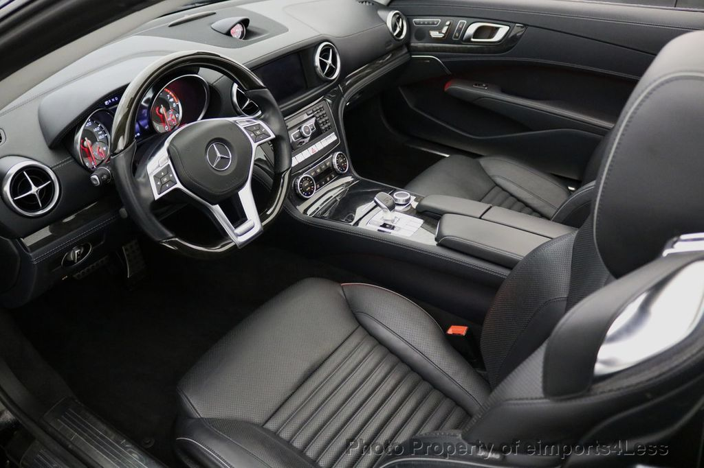 2015 Mercedes-Benz SL-Class CERTIFIED SL400 AMG Sport Package MAGIC SKY CONTROL - 17365430 - 7