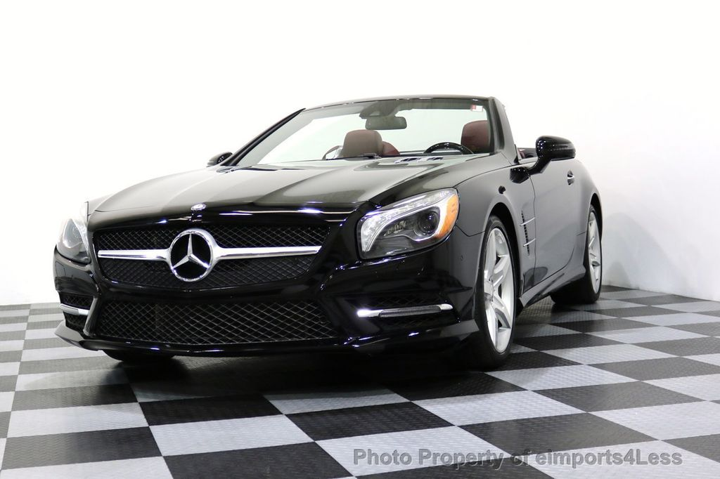 2015 Mercedes-Benz SL-Class CERTIFIED SL400 AMG Sport Package MAGIC SKY ROOF - 17370060 - 14