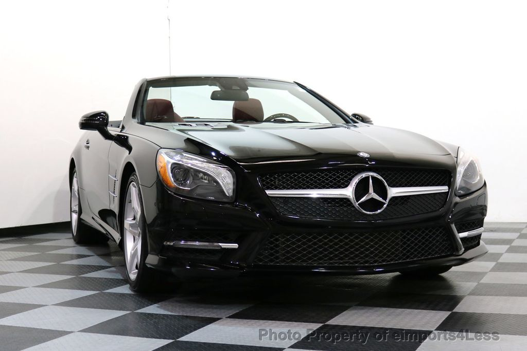2015 Mercedes-Benz SL-Class CERTIFIED SL400 AMG Sport Package MAGIC SKY ROOF - 17370060 - 15