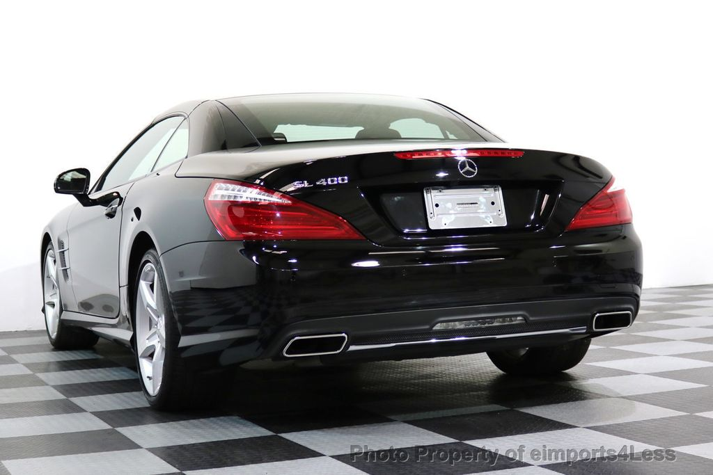 2015 Mercedes-Benz SL-Class CERTIFIED SL400 AMG Sport Package MAGIC SKY ROOF - 17370060 - 16