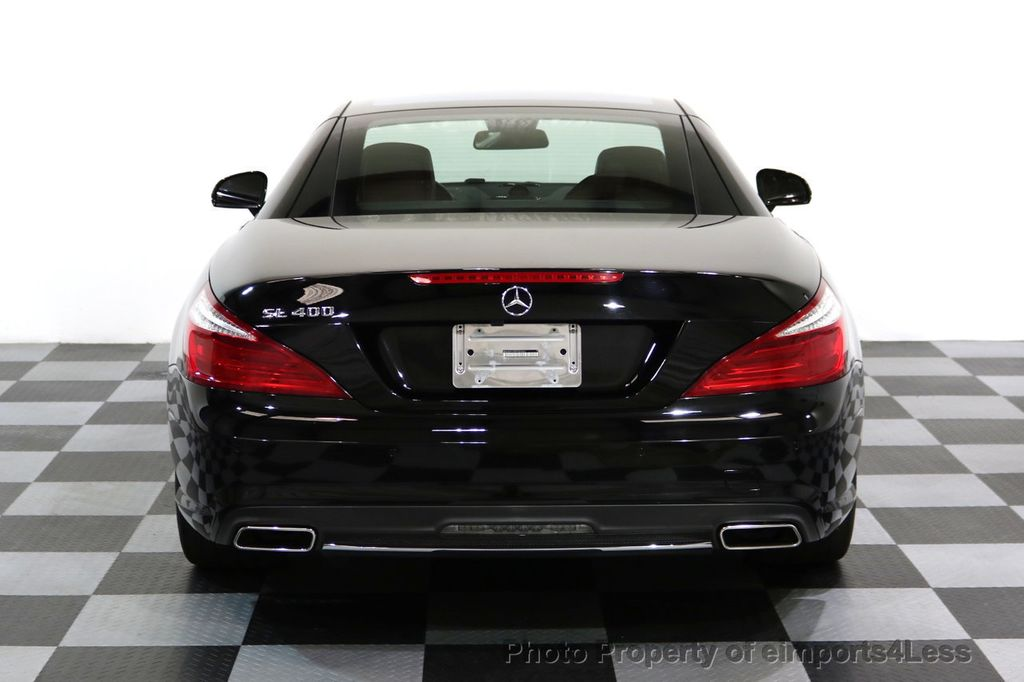 2015 Mercedes-Benz SL-Class CERTIFIED SL400 AMG Sport Package MAGIC SKY ROOF - 17370060 - 17
