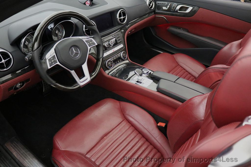 2015 Mercedes-Benz SL-Class CERTIFIED SL400 AMG Sport Package MAGIC SKY ROOF - 17370060 - 22
