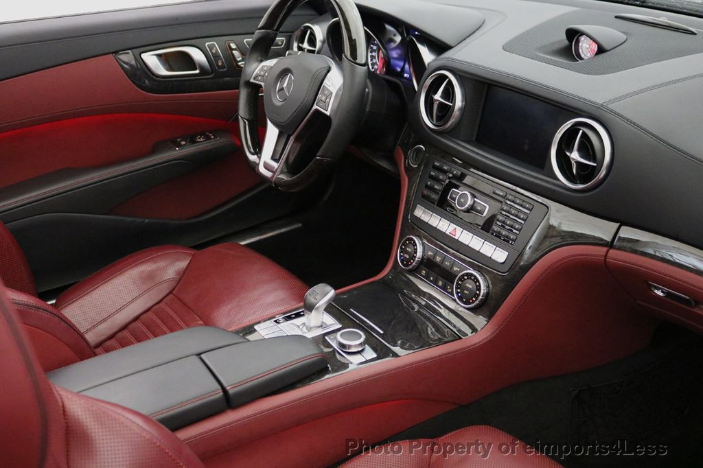 2015 Mercedes-Benz SL-Class CERTIFIED SL400 AMG Sport Package MAGIC SKY ROOF - 17370060 - 23