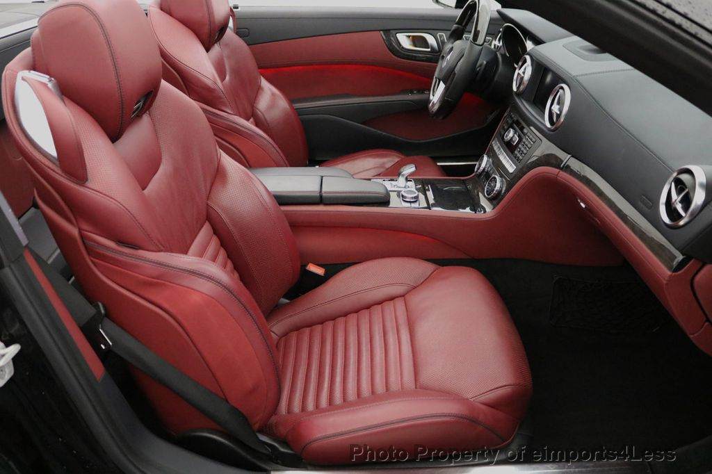2015 Mercedes-Benz SL-Class CERTIFIED SL400 AMG Sport Package MAGIC SKY ROOF - 17370060 - 25
