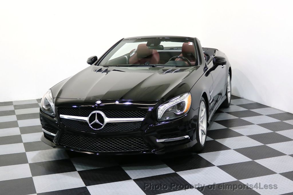 2015 Mercedes-Benz SL-Class CERTIFIED SL400 AMG Sport Package MAGIC SKY ROOF - 17370060 - 29