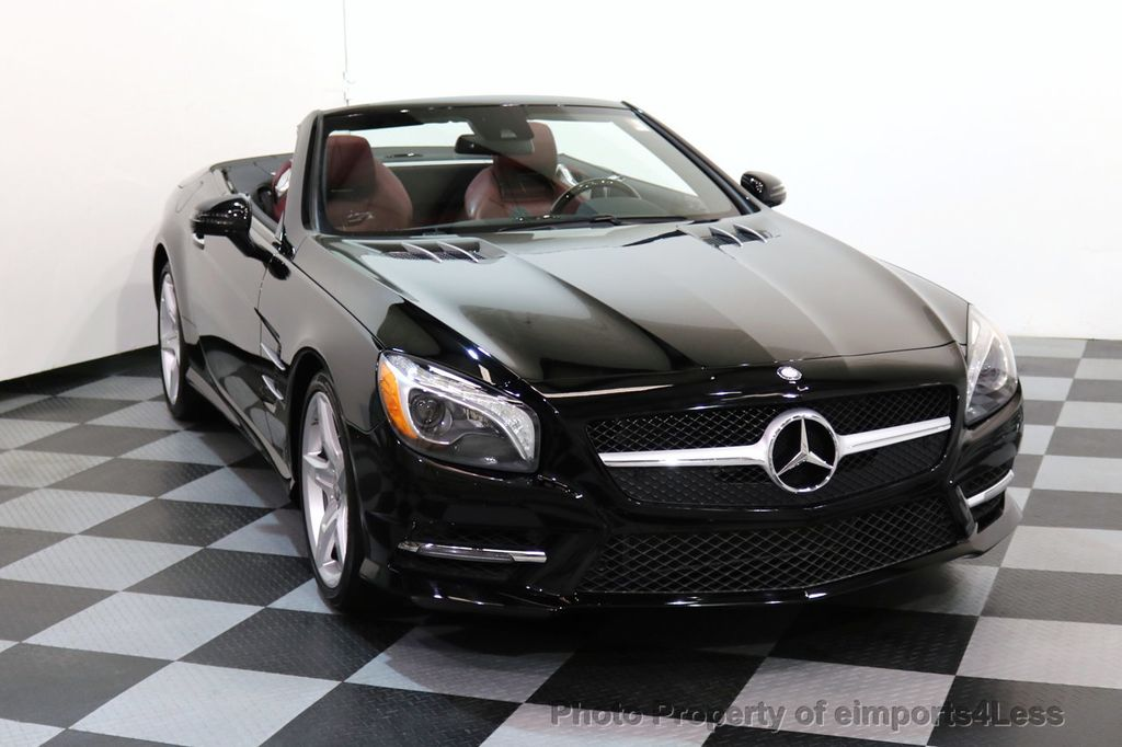 2015 Mercedes-Benz SL-Class CERTIFIED SL400 AMG Sport Package MAGIC SKY ROOF - 17370060 - 30