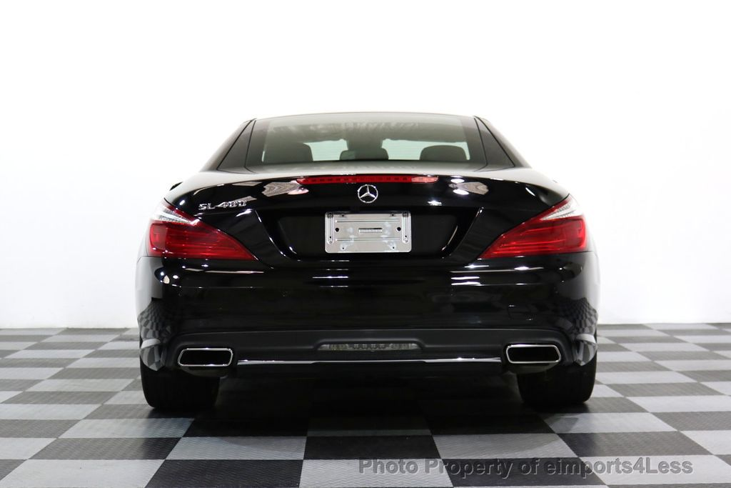 2015 Mercedes-Benz SL-Class CERTIFIED SL400 AMG Sport Package MAGIC SKY ROOF - 17370060 - 32