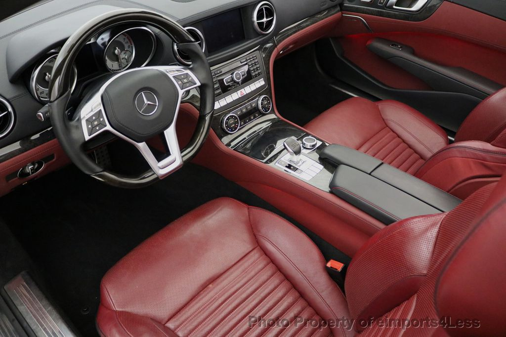 2015 Mercedes-Benz SL-Class CERTIFIED SL400 AMG Sport Package MAGIC SKY ROOF - 17370060 - 36