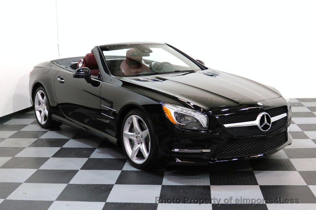 2015 Mercedes-Benz SL-Class CERTIFIED SL400 AMG Sport Package MAGIC SKY ROOF - 17370060 - 44