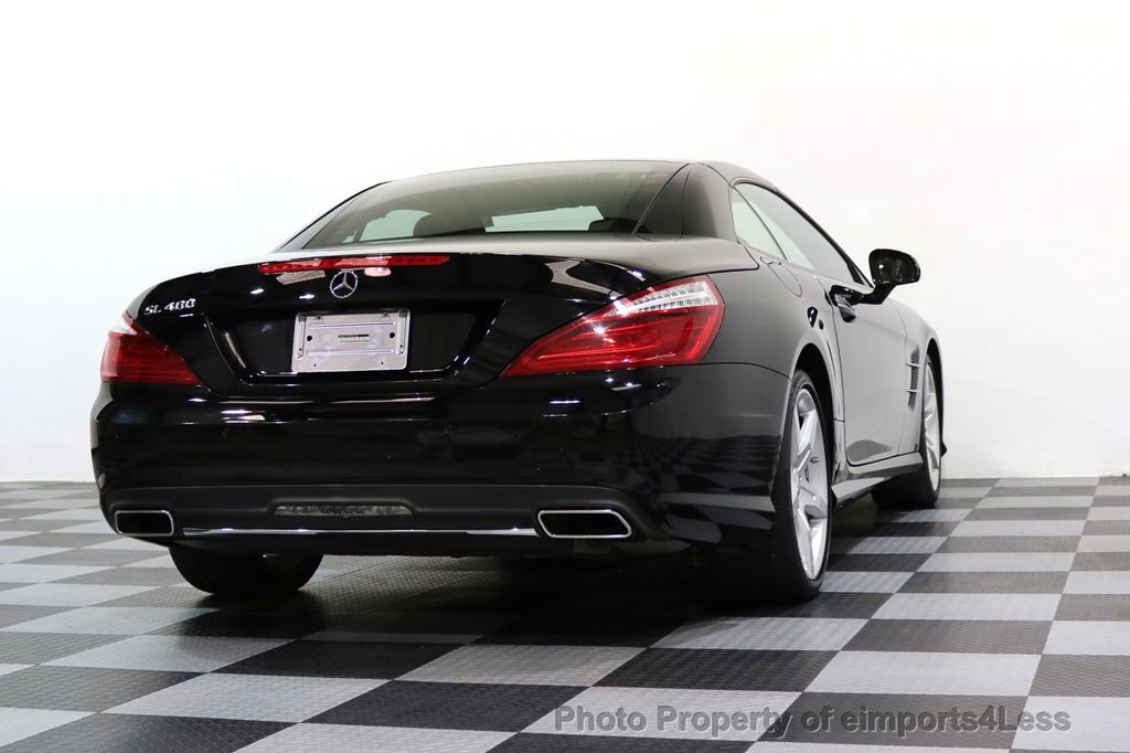 2015 Mercedes-Benz SL-Class CERTIFIED SL400 AMG Sport Package MAGIC SKY ROOF - 17370060 - 50