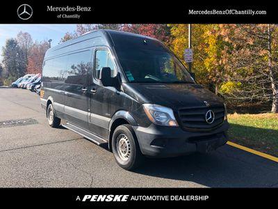 2015 Mercedes-Benz Sprinter 2500 Passenger 170 WB Van