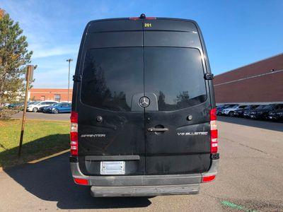 2015 Mercedes-Benz Sprinter 2500 Passenger 170 WB Van - Click to see full-size photo viewer