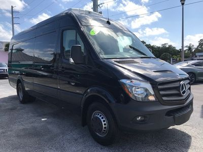 "2015 Mercedes-Benz Sprinter Cargo Vans 3500 170"" EXT"