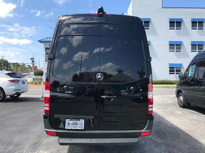 "2015 Mercedes-Benz Sprinter Cargo Vans 3500 170"" EXT - Click to see full-size photo viewer"