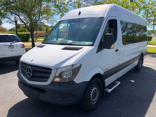 Used Passenger Vans >> 2015 Used Mercedes Benz Sprinter Passenger Vans At A Luxury