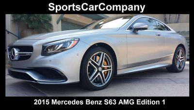 2015 Mercedes-Benz S-Class  - Click to see full-size photo viewer