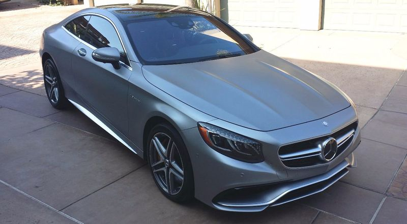 2015 mercedes benz s class coupe for sale in la jolla ca for Mercedes benz la jolla