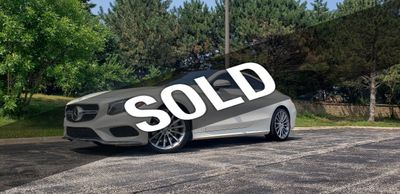 2015 Mercedes-Benz S-Class 2dr Coupe S 550 4MATIC