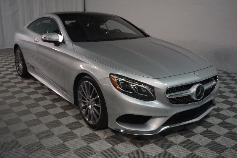 2015 Mercedes-Benz S-Class 2dr Coupe S 550 4MATIC - 16505577 - 1