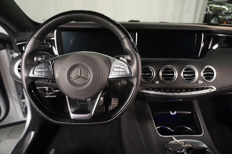 2015 Mercedes-Benz S-Class 2dr Coupe S 550 4MATIC - 16505577 - 22
