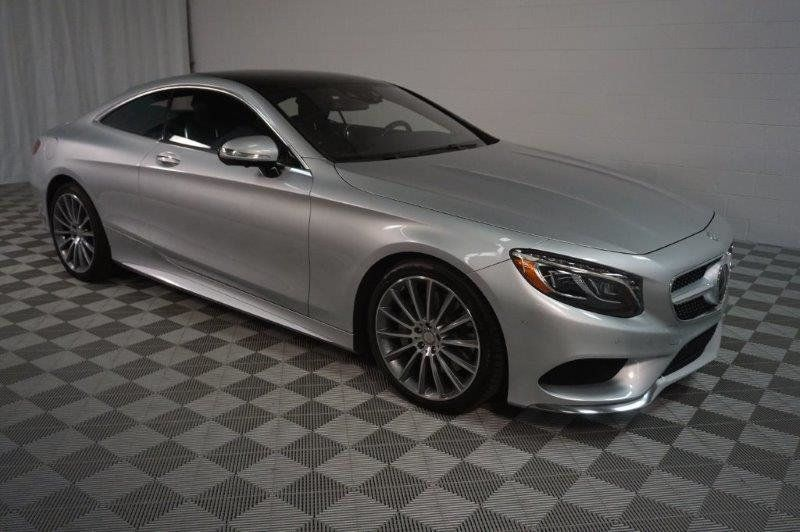 2015 Mercedes-Benz S-Class 2dr Coupe S 550 4MATIC - 16505577 - 2