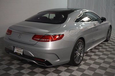 2015 Mercedes-Benz S-Class 2dr Coupe S 550 4MATIC - Click to see full-size photo viewer