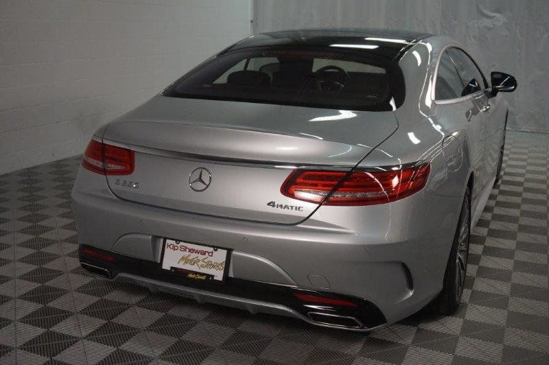 2015 Mercedes-Benz S-Class 2dr Coupe S 550 4MATIC - 16505577 - 4