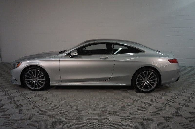 2015 Mercedes-Benz S-Class 2dr Coupe S 550 4MATIC - 16505577 - 6