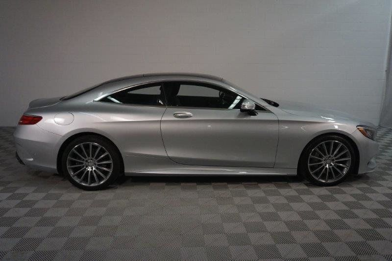 2015 Mercedes-Benz S-Class 2dr Coupe S 550 4MATIC - 16505577 - 7