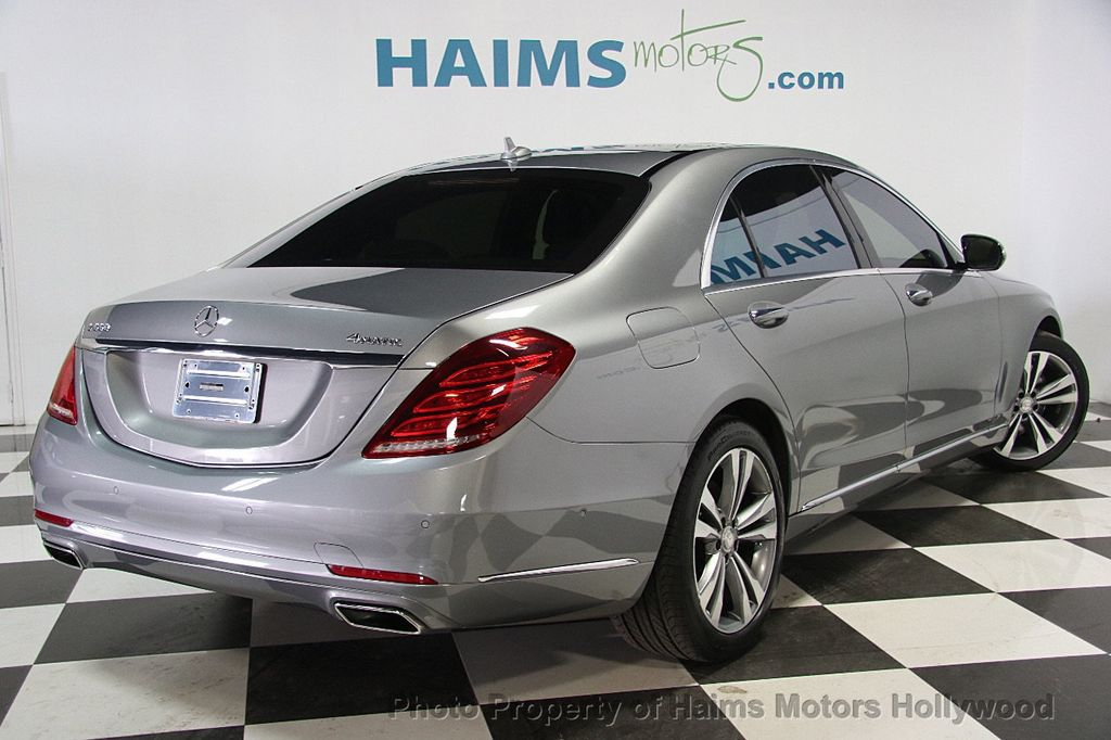 2015 Mercedes-Benz S-Class 4dr Sedan S 550 4MATIC - 17100737 - 6